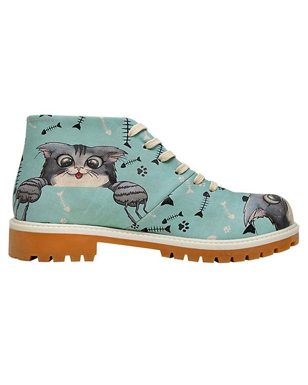 mehrfarbig Fishbone Dogo Lover Shoes Stiefeletten Klassische FgvpX