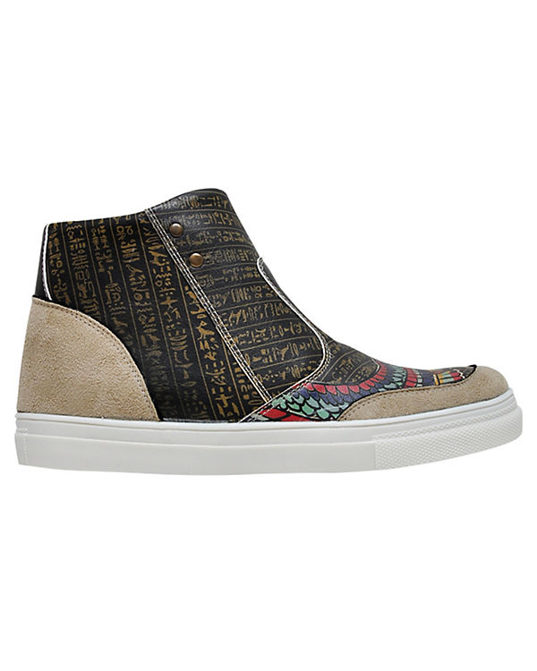 Dogo Shoes Sneakers High Wisdom in Egypt mehrfarbig
