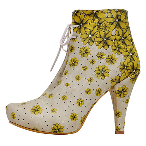 Dogo Shoes Ankle Boots Call Me Daisy mehrfarbig...