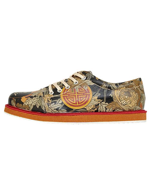 Dogo Paladin mehrfarbig Shoes Schnürschuhe Chinese gYqCwgrAx