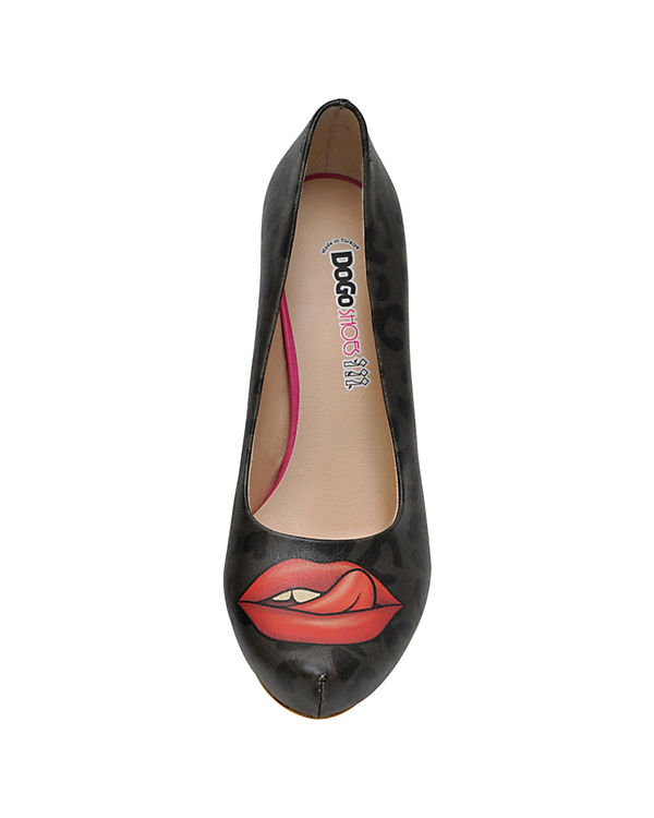 United Girls mehrfarbig Bad Klassische Pumps Shoes Dogo CwXzq48
