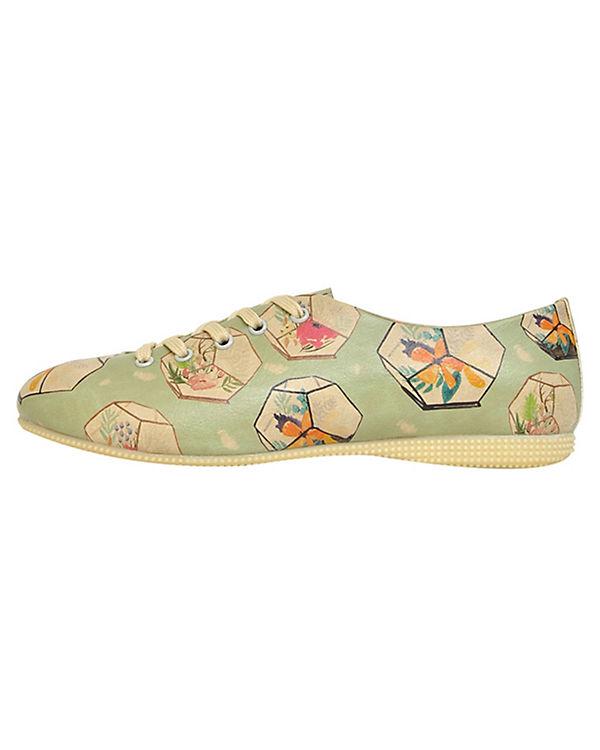 Dogo mehrfarbig Schnürschuhe Terrarium My Shoes 6x76n0p