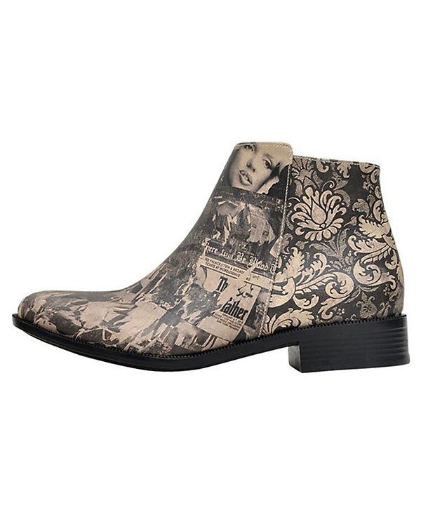 Dogo Dogo Dogo Shoes, Schlupfstiefeletten Forever, mehrfarbig 542370