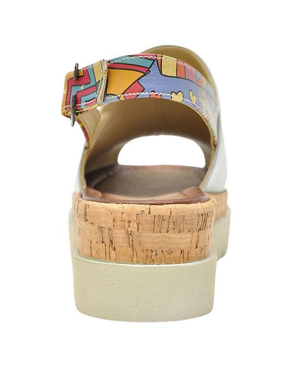 mehrfarbig Komfort Dogo Manhattan Shoes Sandalen YPIqcwwSU