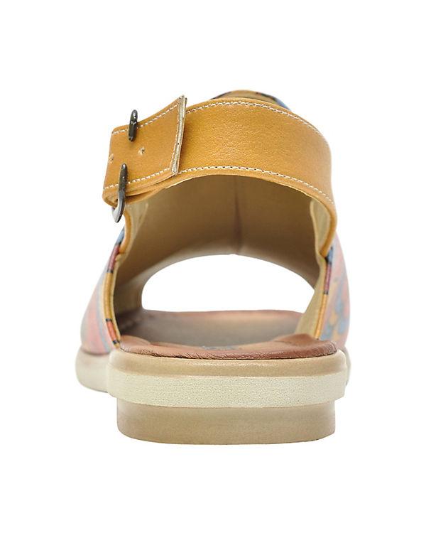 Sandalen Dogo Shoes India mehrfarbig Komfort aaPYSxz