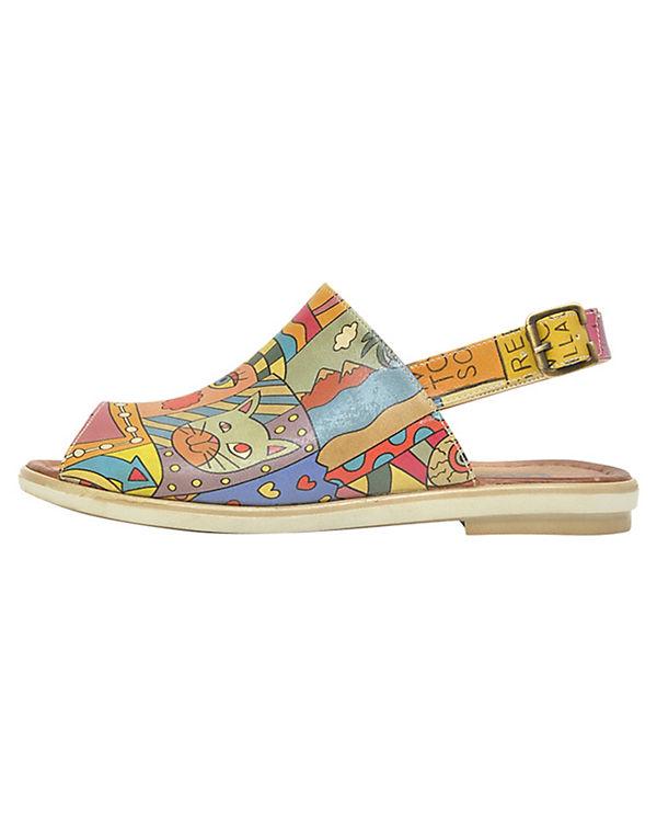 Artsy Sandalen mehrfarbig Komfort Dogo Shoes nzax00