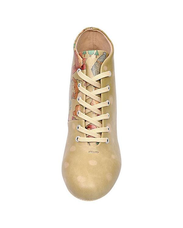 Days mehrfarbig Dogo Hello Schnürstiefeletten Shoes Cold qwf0IFfr