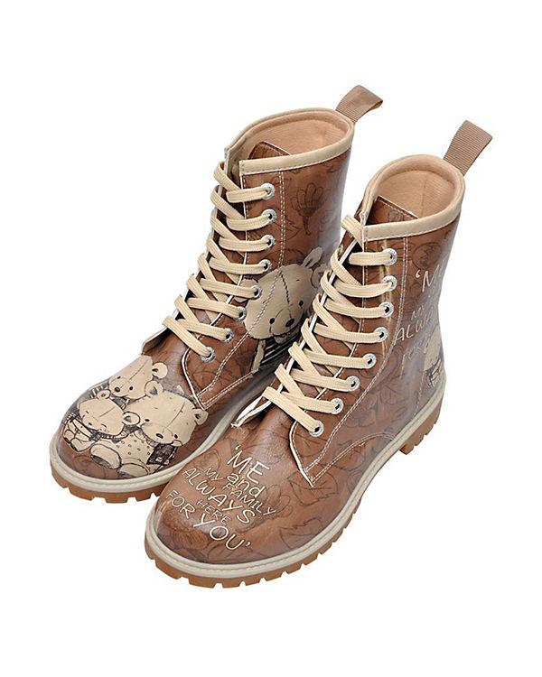 Dogo Shoes, Klassische For Stiefel Here For Klassische You, mehrfarbig 3cda15