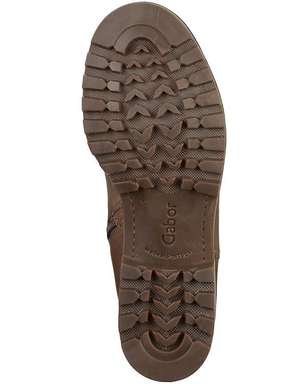 Gabor Klassische Stiefel braun