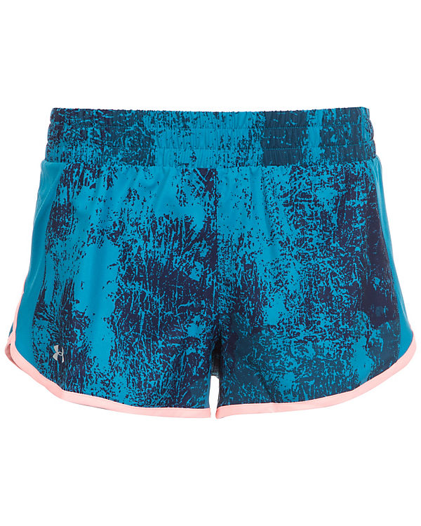 Laufshorts Under Armour HeatGear Launch Printed Tulip