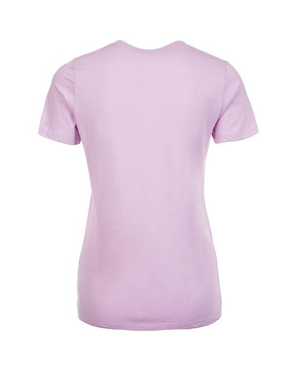 CONVERSE T-Shirt Converse Essentials lila Discount-Marke Neue Unisex 0X1TE