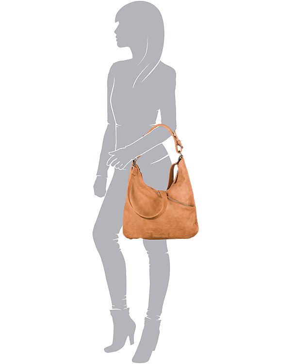 Fritzi aus Preußen Vilde Handtasche braun