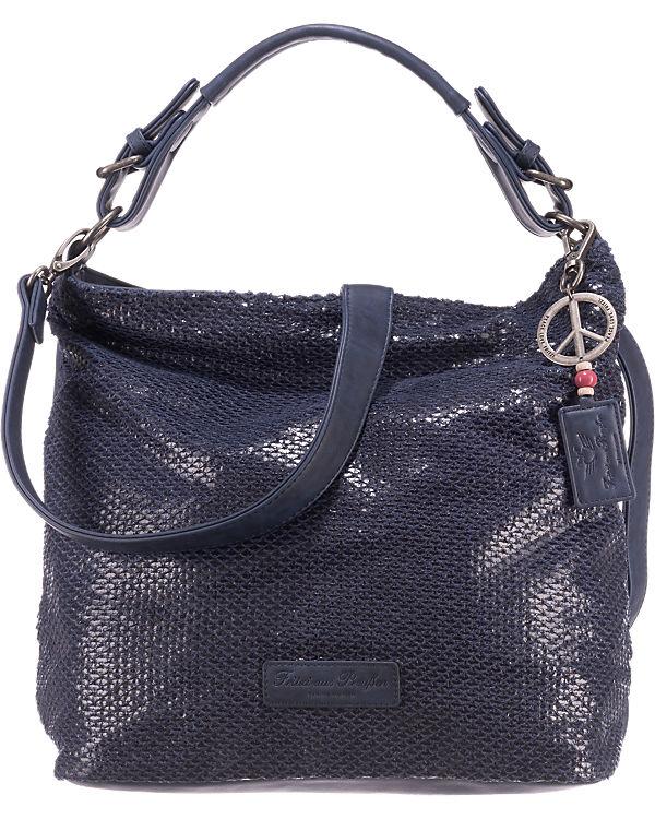 Handtasche aus Aquata Fritzi aus Preu脽en blau Fritzi SwpwqT