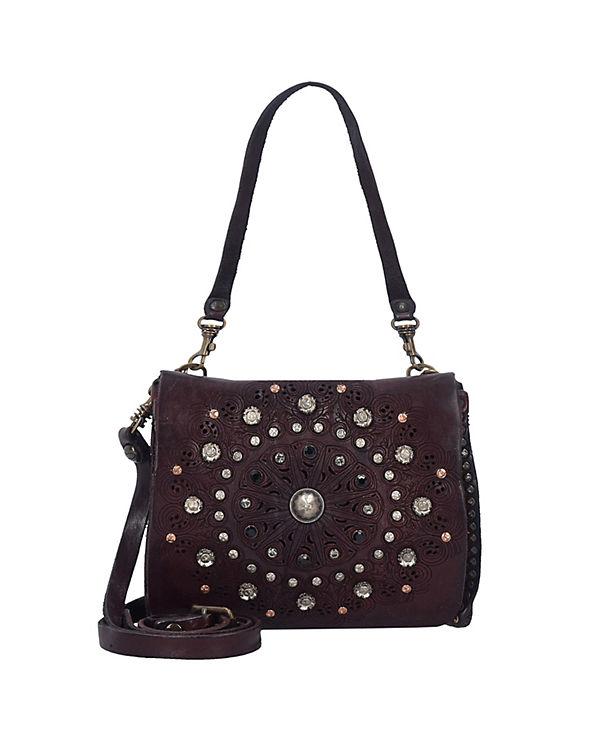 Campomaggi Prestige Mini Bag Handtaschen rot