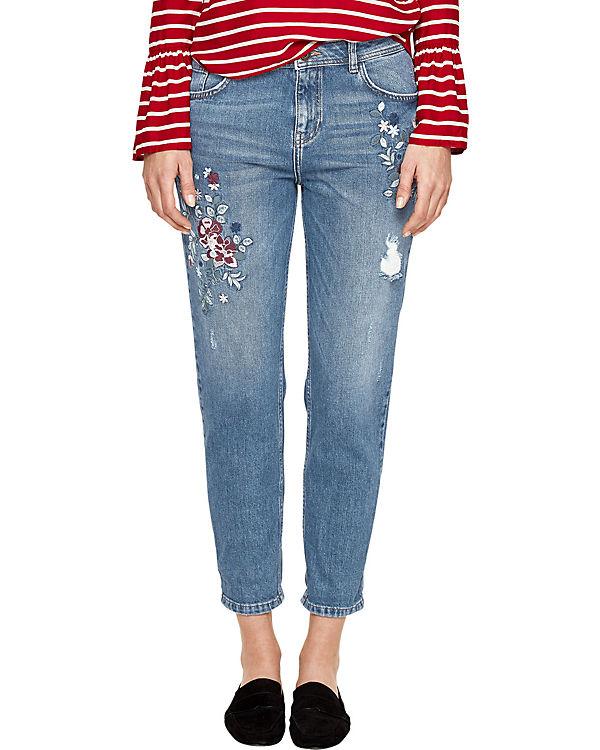 s blue denim Oliver Jeans s Oliver 5wq6x04C