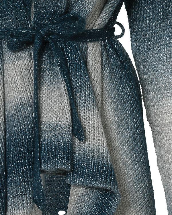 Anna Field Strickjacke grau