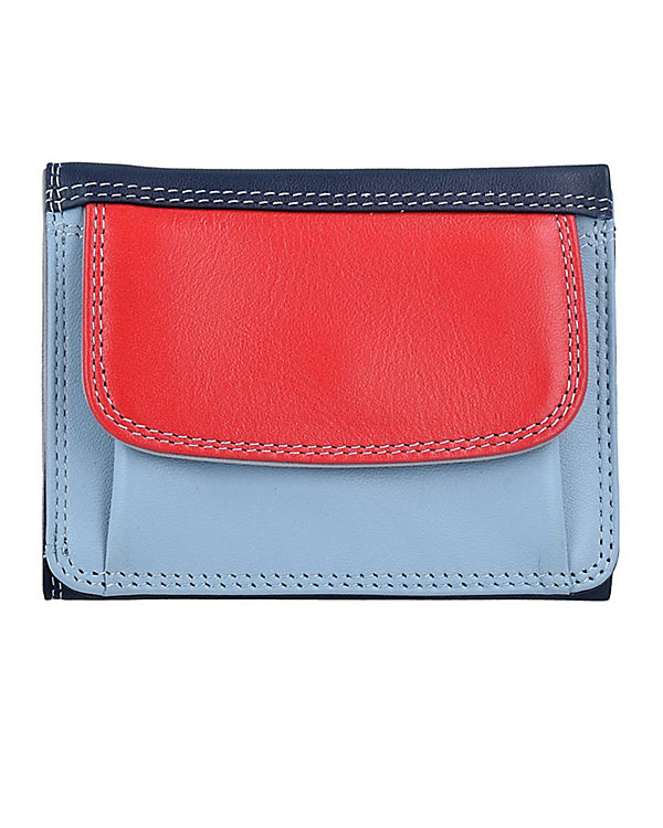 Mywalit Tri-fold Portemonnaies blau