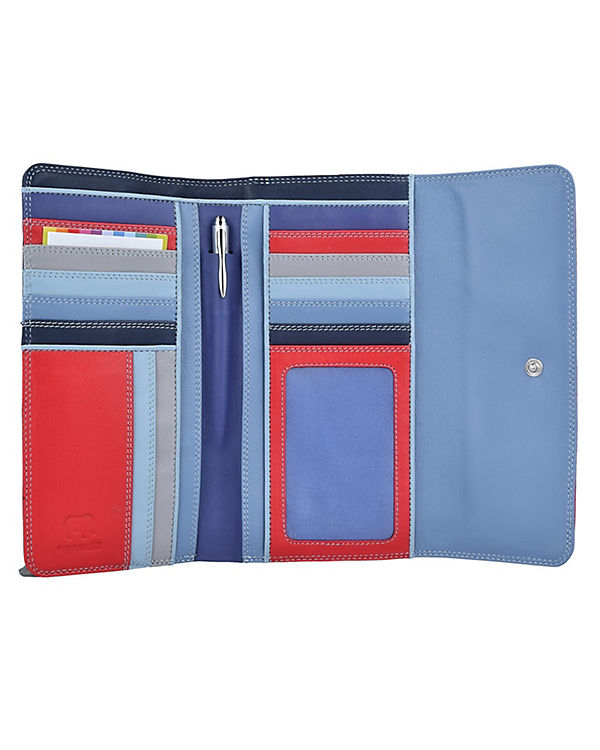 Mywalit Portemonnaies blau