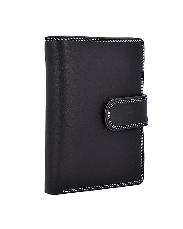 Mywalit Snap Wallet Portemonnaies braun