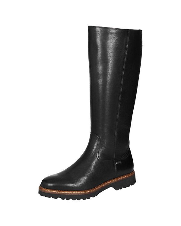 Sioux Klassische Stiefel Velvina schwarz