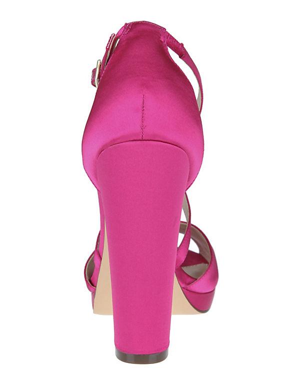 Klassische pink Nina Nina MARYLIN Klassische MARYLIN Sandaletten Sandaletten wqHH8xIT0
