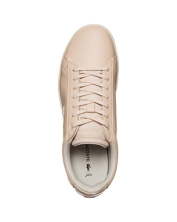 Low Evo Sneakers weiß rosa Carnaby LACOSTE 4qAaxw15
