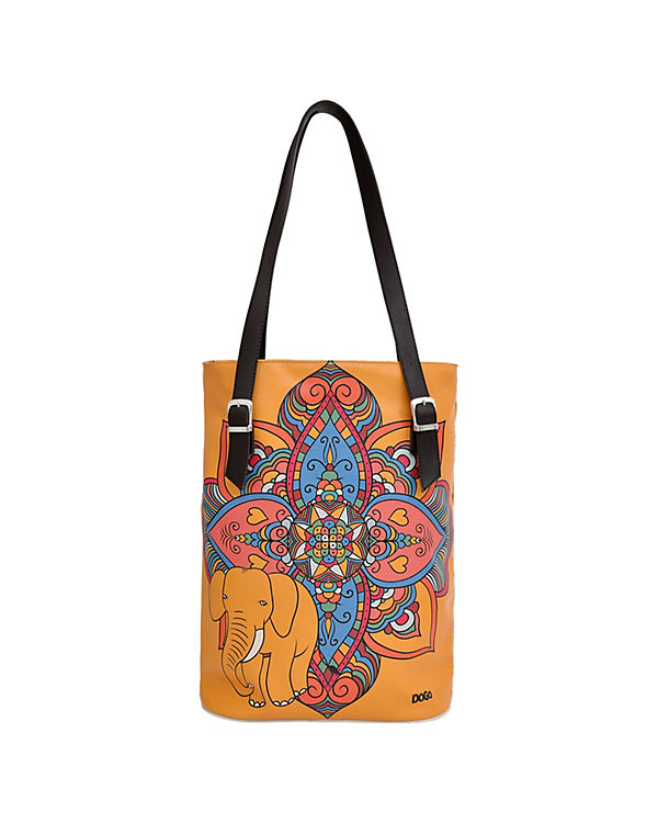 Umhängetasche Tall Bag India