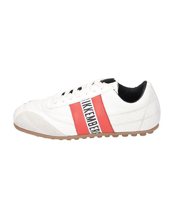 Bikkembergs Sneakers Low weiß