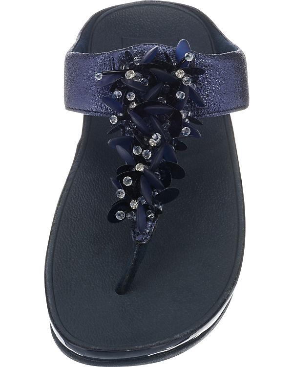 FitFlop BOOGALOO Komfort-Sandalen dunkelblau