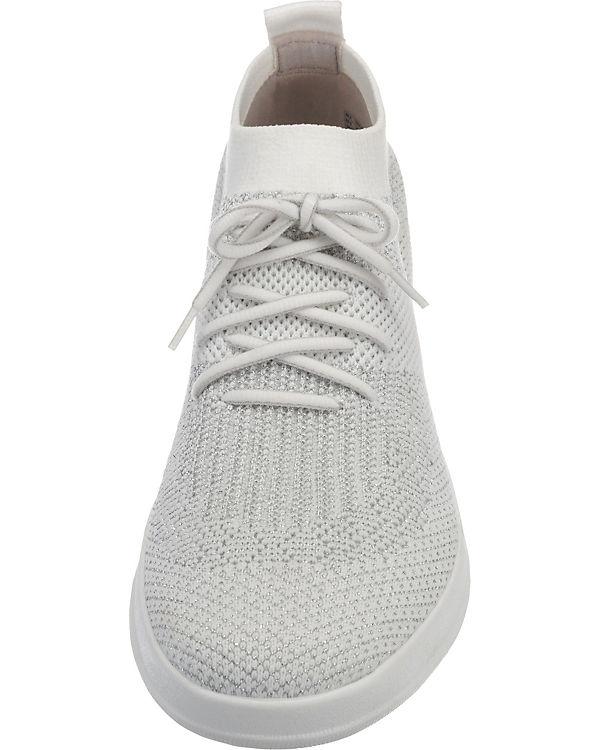 kombi UBERKNIT Sneakers High FitFlop SLIP grau 0XqRwT0B
