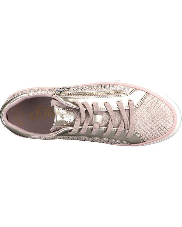 Oliver Oliver Oliver Low Low Sneakers Sneakers rosegold s Sneakers rosegold s s Low rosegold HaWvnHq45