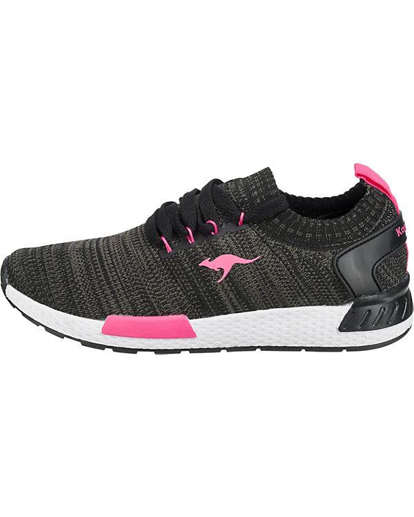 schwarz Low Sneakers KangaROOS schwarz Sneakers Low KangaROOS pink FWgHC8qxYw