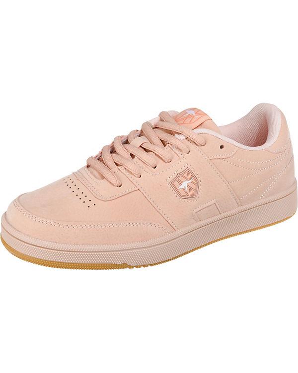 KangaROOS Retro Cup Sneakers Low rosa