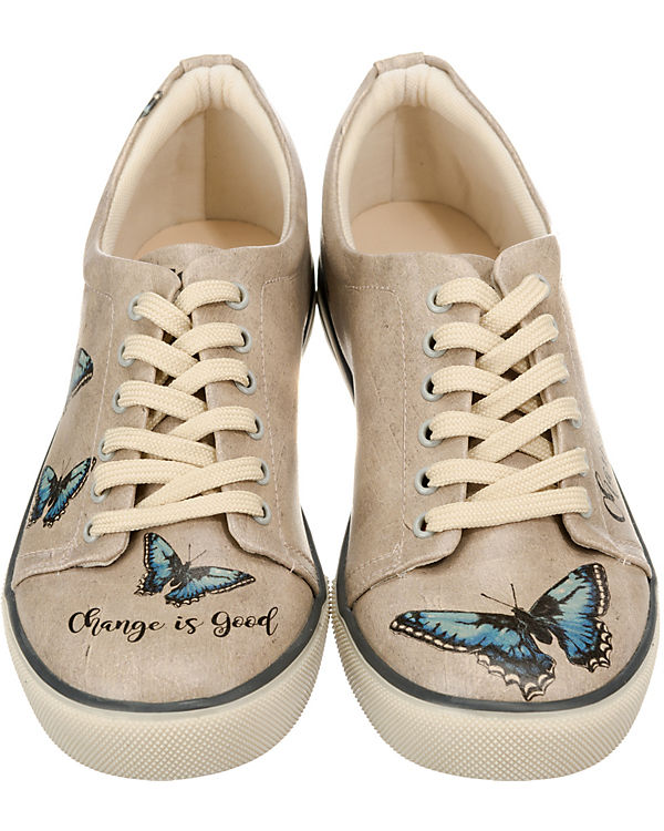 Dogo Shoes, Change is Low, Good Sneakers Low, is mehrfarbig efb7e3