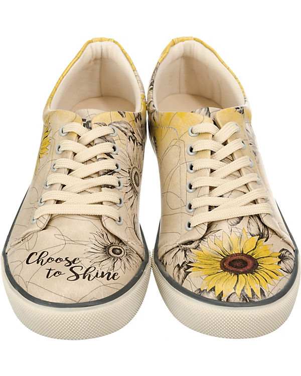 Shoes Low Dogo mehrfarbig Sunflower Sneakers dtxp8Sxq