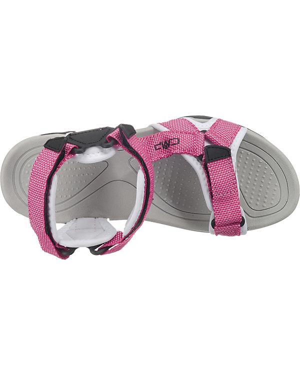 SANDAL HIKING pink CMP HAMAL WMN Outdoorsandalen qtxRHEZ
