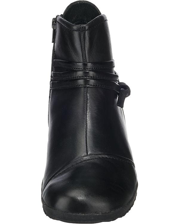 Josef Seibel, schwarz Naly 03 Klassische Stiefeletten, schwarz Seibel, 0e002b