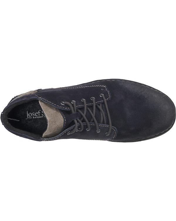 Josef Seibel Joice 13 Komfort-Stiefeletten blau