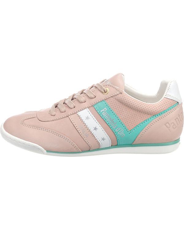 Pantofola d'Oro, VASTO rosa DONNE LOW Sneakers Low, rosa VASTO ca9187