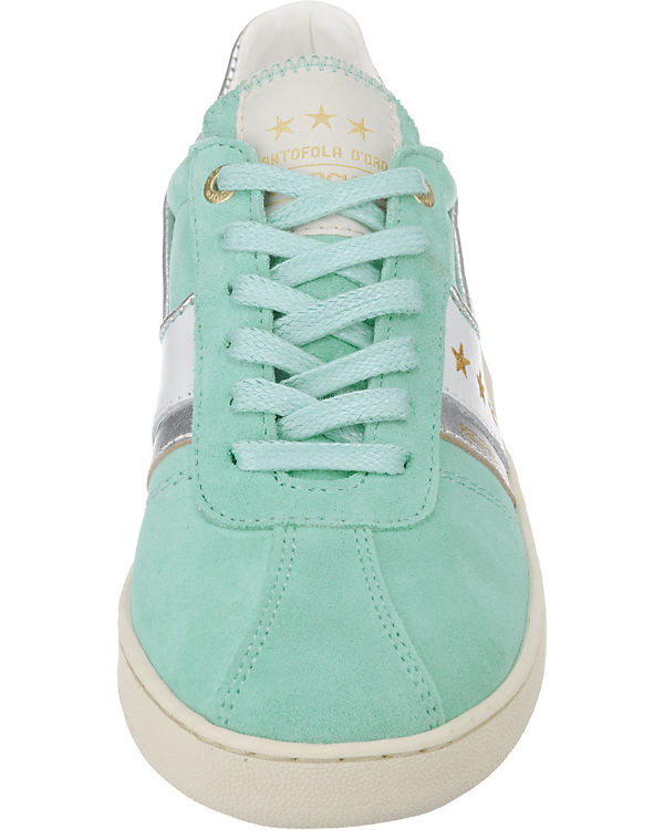 LOW d'Oro DONNE Low Pantofola mint Sneakers COVERCIANO twpfFA