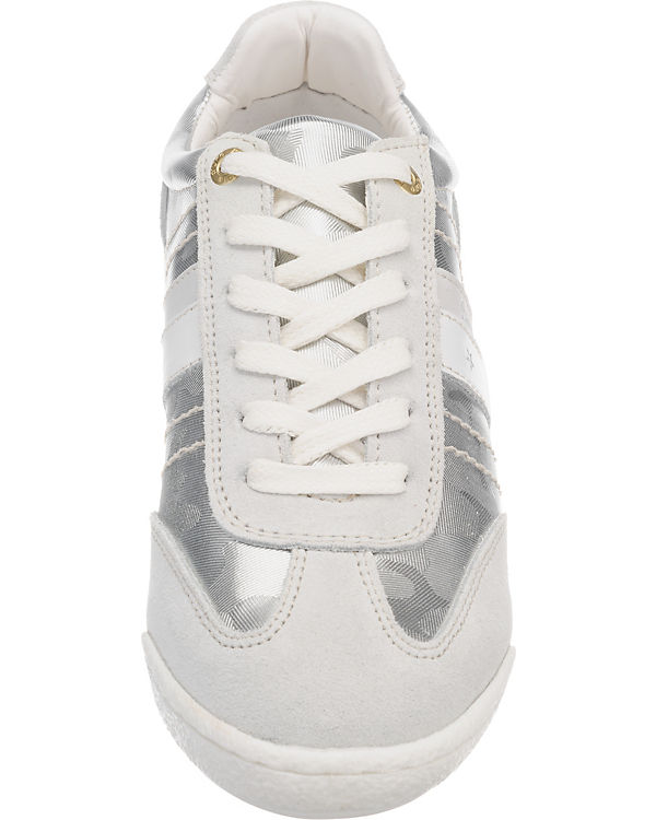 Pantofola d'Oro ASCOLI DONNE LOW Sneakers Low silber-kombi