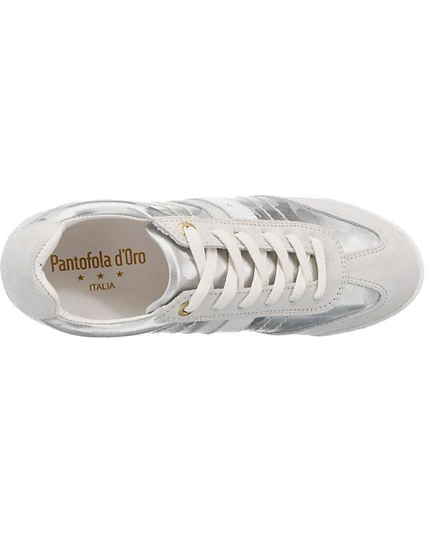 kombi ASCOLI DONNE silber Low LOW d'Oro Sneakers Pantofola wqTvxq