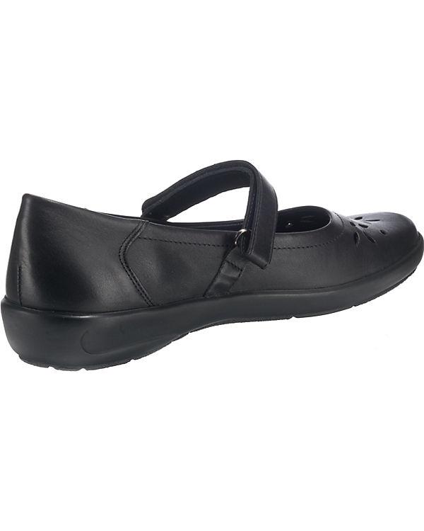 Erschwinglich Zu Verkaufen Semler Flora Komfort-Ballerinas schwarz Freies Verschiffen 100% Original Billig Store Verkaufsangebote Verkauf Ausgezeichnet 0iiq7p