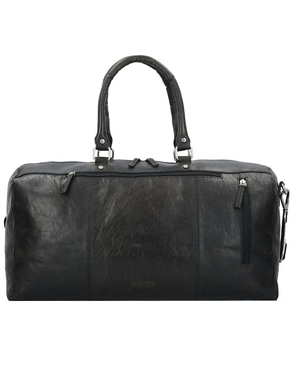 Leonhard Heyden Reisetasche Glasgow Reisetasche schwarz
