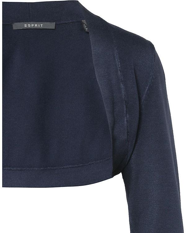 ESPRIT collection Bolero dunkelblau
