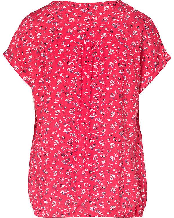 TOM TAILOR pink Bluse TOM TAILOR wzT6ZqHT