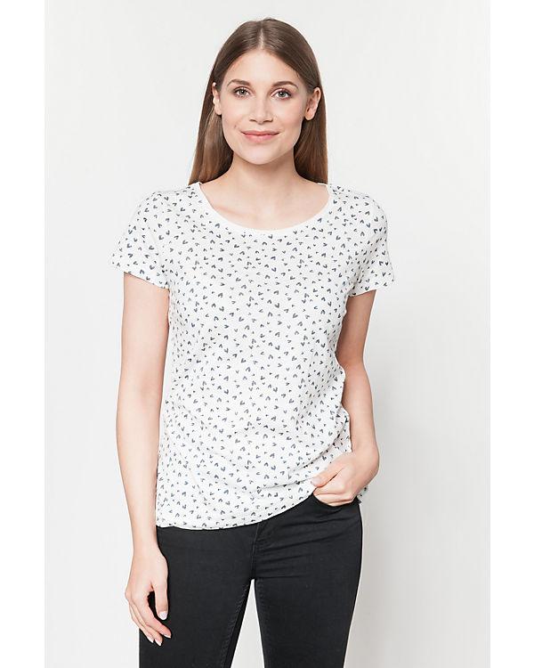 Shirt offwhite Shirt TAILOR T T TAILOR T TOM TOM TAILOR offwhite TOM qnOx5U