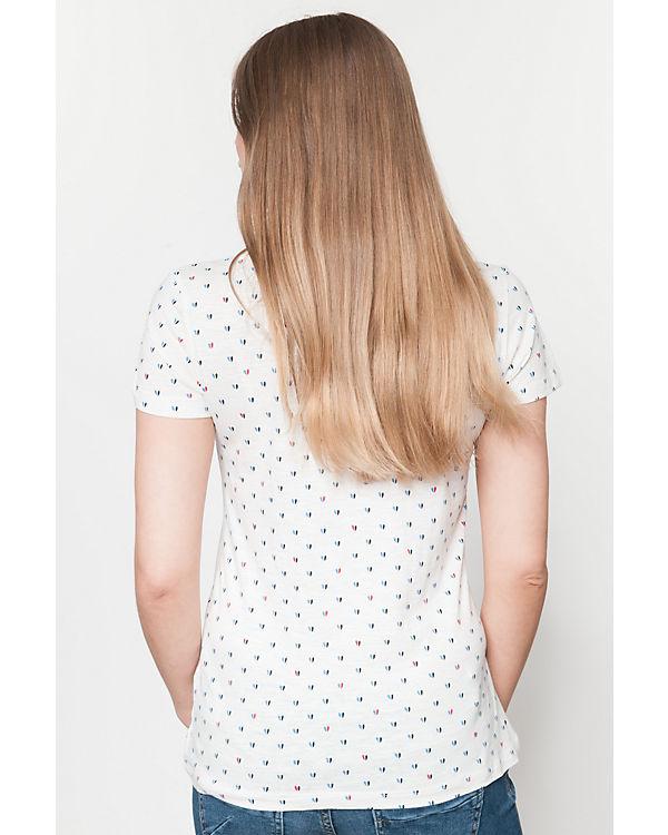 weiß weiß T TAILOR Shirt TOM T TAILOR TAILOR TOM TOM Shirt T w1Pq1B
