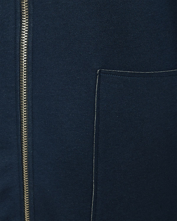 Denim O'Polo Marc Sweatmantel blau O'Polo O'Polo Marc Marc Denim Sweatmantel Marc Denim blau blau Sweatmantel CXwHxSqT