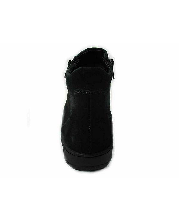 Stiefeletten Solidus schwarz Solidus Stiefeletten Komfort Komfort 4TwxH7Hq